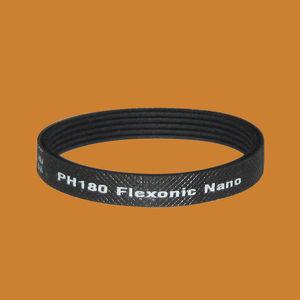 cinghia elastica / striata / in poliammide / per elettroutensile portatile