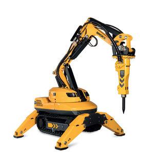 robot di demolizione telecomandato