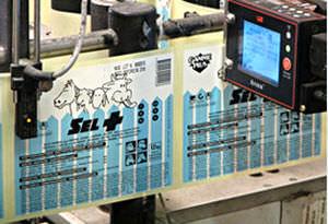 inchiostro per stampa a getto d'inchiostro / a base di solvente / per macchina di marcatura e codifica