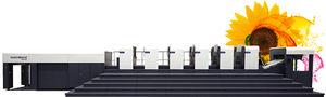 macchina da stampa offset foglio a foglio / grande formato