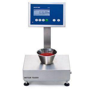 bilancia di precisione / industriale / contapezzi / con display LCD