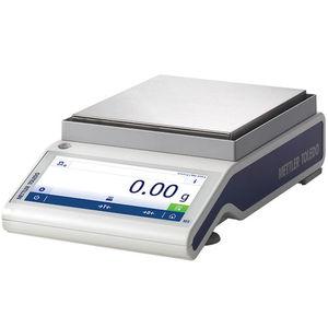 bilancia di precisione / da laboratorio / digitale / con touch screen