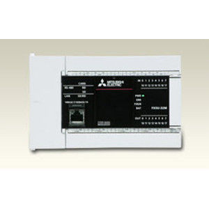 PLC compatto / con I/O integrati / RS485 / RS232