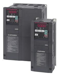 convertitore di frequenza trifase / AC / a parete / industriale