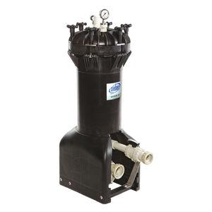 filtro per liquidi / a cartuccia / in fibra di vetro / resistente ai prodotti chimici