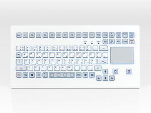 tastiera per rack / ad incastro / con interruttori a forbice / 88 tasti