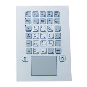 tastiera numerica 32 tasti / ad incastro / OEM / compatta