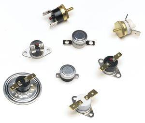 termostato bimetallico