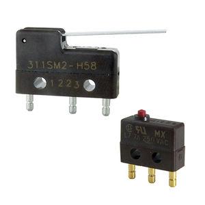 interruttore a leva / unipolare / on/off / elettromeccanico