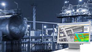 software di regolazione / di stoccaggio / cloud / centralizzato