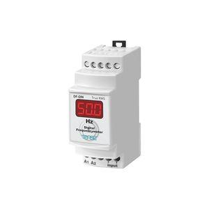frequenzimetro digitale / su guida DIN