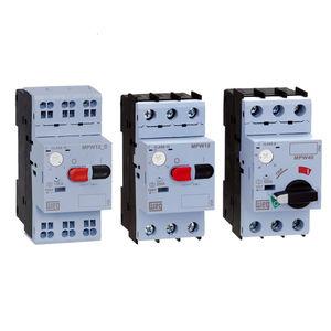 interruttore automatico termico / contro i cortocircuiti / modulare / di protezione del motore