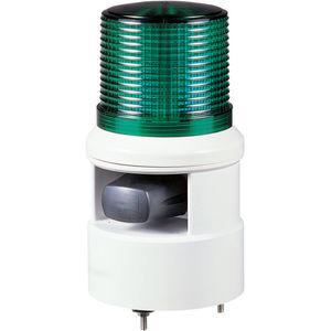 diffusore di allarme sonoro IP54 / con luci di segnalazione / con luce allo xeno