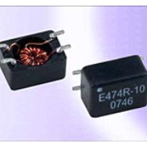 bobina di arresto a filo / di modo comune / a corrente compensata / per circuiti stampati