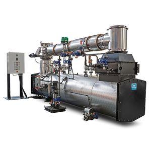 generatore di vapore orizzontale