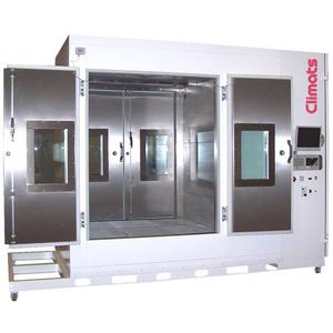 camera per test climatica