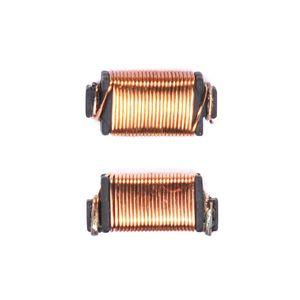bobina di arresto a filo / di corrente forte / con nucleo in ferro / a bassa induttanza