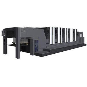 macchina da stampa offset foglio a foglio / di medie dimensioni / per via umida / a 5 colori