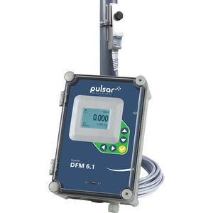 misuratore di portata a ultrasuoni ed effetto Doppler