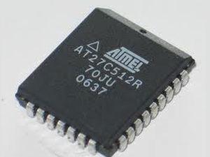 memoria microchip programmabile / cancellabile / EPROM / con UV