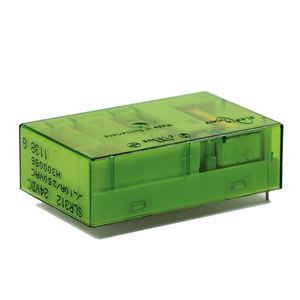 relè elettromeccanico 110 V DC / 3 V DC / 2NA/NC / 3NA/NC