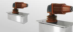 interruttore automatico a vuoto / a media tensione / AC / per applicazioni ferroviarie