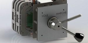 interruttore-sezionatore motorizzato / a media tensione / DC / di sicurezza
