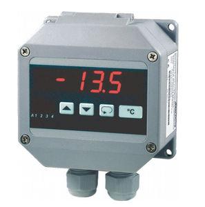 indicatore di temperatura