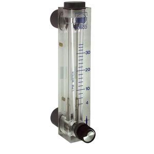 misuratore di portata a sezione variabile / per gas / per acqua / a lettura diretta