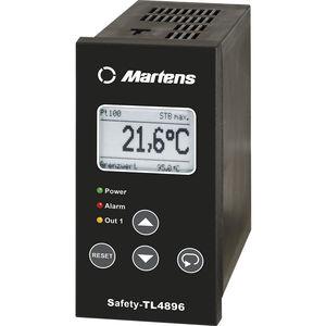 limitatore di temperatura per supervisione di processo
