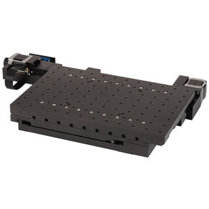 piastra di posizionamento XY / a motore / 2 assi / con motore passo-passo integrato
