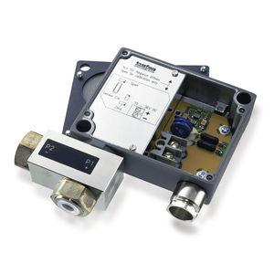 trasmettitore di pressione differenziale / a film sottile / filettato / con montaggio a parete