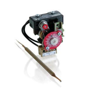 termostato con sonda a distanza