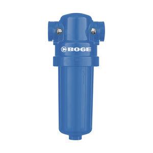 separatore inerziale / d'acqua / di gas / per compressore d'aria