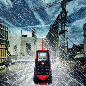 sistema di misurazione di distanza / a laser / per controllo / per tetti piani