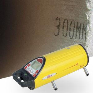 laser a linea per posatubi