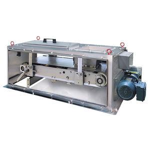 bilancia di precisione / a nastro / con monitor separato / in acciaio inossidabile