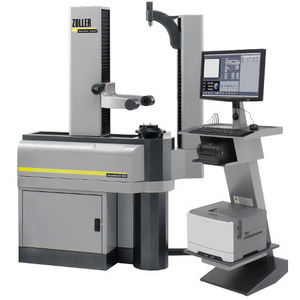 macchina di misura di geometria / per attrezzi / completamente automatica / di alta precisione