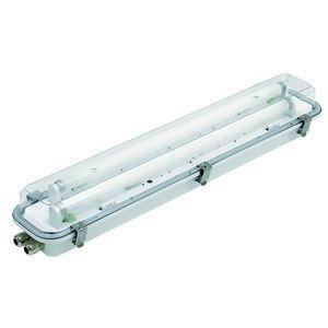 dispositivo di illuminazione a soffitto / a tubo fluorescente / per negozio / per magazzino