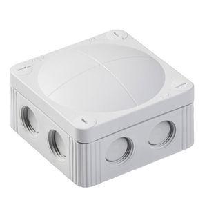 scatola di derivazione da parete / senza alogeni / IP66 / IP67