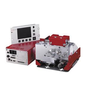 rilevatore di fughe all'elio / per gas tracciatore / con display digitale