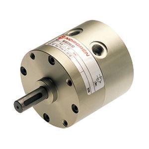 cilindro rotativo / pneumatico / a doppio effetto / a palette