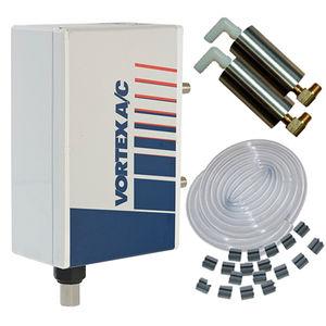 refrigeratore a tubo vortex