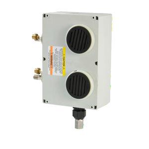 refrigeratore d'aria / per armadio elettrico / a tubo vortex