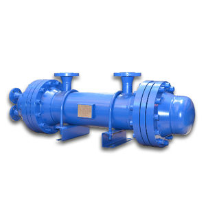 scambiatore di calore a fasci tubieri / acqua-acqua