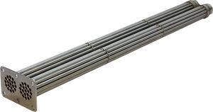 scambiatore di calore a fascio tubiero / liquido/gas / per recupero di calore da gas di scarico