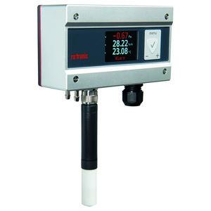 trasmettitore di pressione differenziale / a membrana / a uscita analogica / RS485