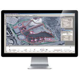 software CAD / di post elaborazione / di basi di dati / di trasferimento dati