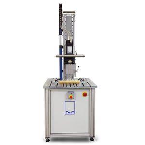 macchina per prova di torsione / verticale / a motore