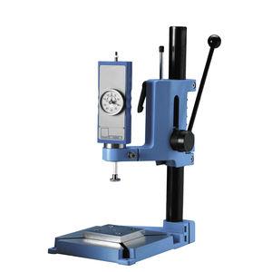 macchina per prova di trazione-compressione / per laboratorio / verticale / manuale